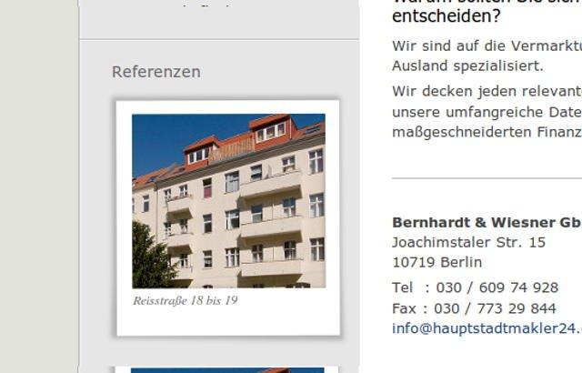 Makler Berlin Kreuzberg hauptstadtmakler de webauftritt marketing computer