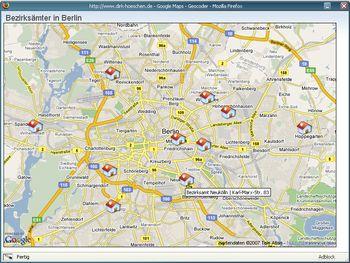 Adressdaten visualisieren mit Google Maps - computer.daten ...