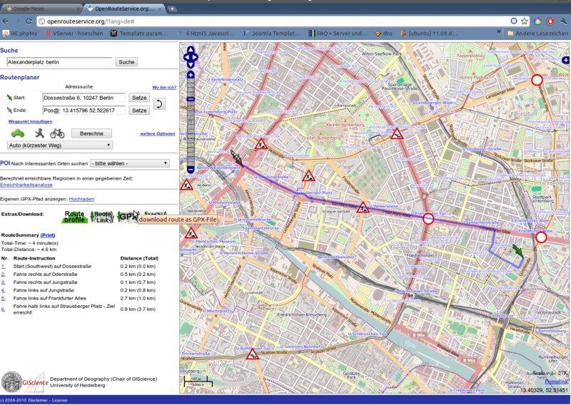 google maps routenplaner einbinden php wroc awski. Black Bedroom Furniture Sets. Home Design Ideas